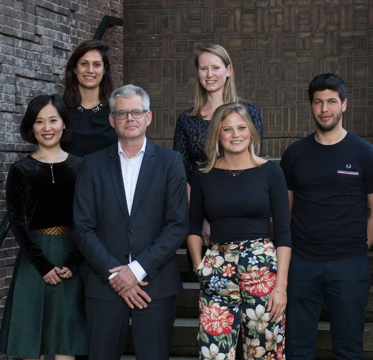 The winners of the UvA thesis award 2019